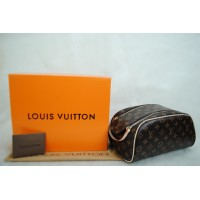 LOUIS VUITTON MONOGRAM CANVAS KING SIZE TOILETRY BAG