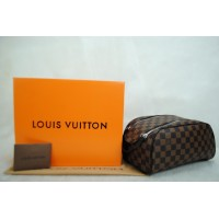 LOUIS VUITTON DAMİER CANVAS KING SIZE TOILETRY BAG
