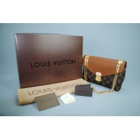 Louis vuitton PALLAS CHAIN %100 HAKIKI DERI