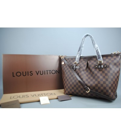 LOUIS VUITTON DAMIER CANVAS PALERMO GM %100 HAKIKI VEJITAL DERI