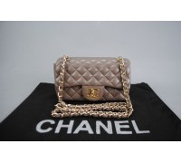 CHANEL JUMBO MINI BOY %100 HAKIKI KUZU DERISI