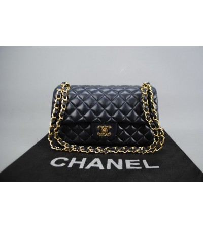 CHANEL JUMBO MEDIUM %100 HAKIKI KUZU DERISI