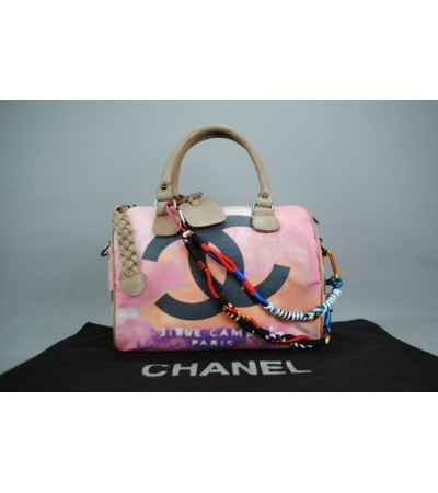 Chanel Graffiti Speedy