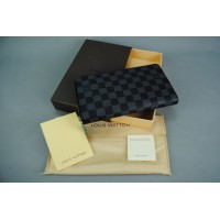 LOUIS VUITTON DAMIER CANVAS ZIPPY ORGANISER
