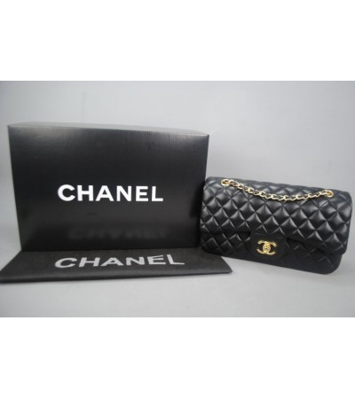 CHANEL JUMBO FLAP BAG 2,55 ORTA BOY %100 hakiki deri