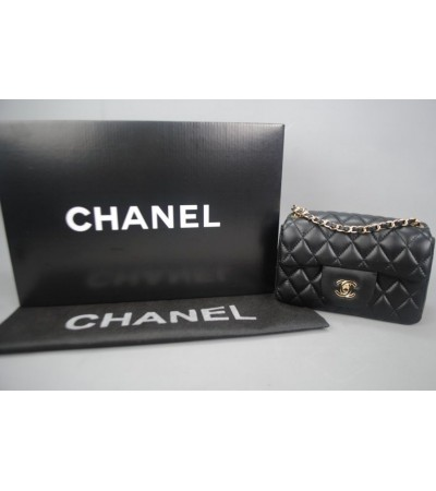 CHANEL JUMBO FLAP BAG 1,55 MINI BOY %100 hakiki deri