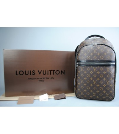 LOUIS VUITTON CLASİC MONOGRAM MİCHAEL BACKPACK
