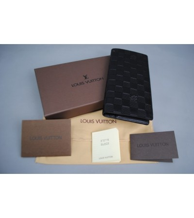 LOUIS VUITTON BRAZZA INFINI WALLET HAKIKI DERI