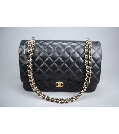CHANEL FLAP BAG 4,55 HAKIKI DERI